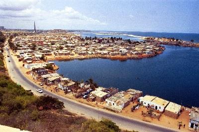 angola city